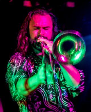 "Dave ""Smoota"" Smith; Trombone"