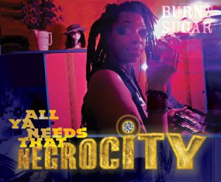 All You Need Is Negrocity cover art