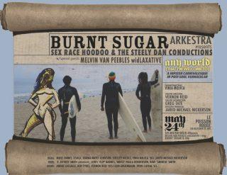 Burnt Sugar Freaks Steely Dan with Vernon Reid