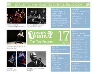 Vision Festival June 17 2012