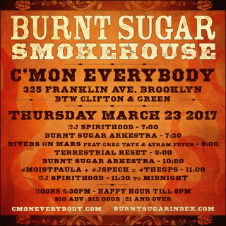 Burnt Sugar Smokehouse March 23, 2017