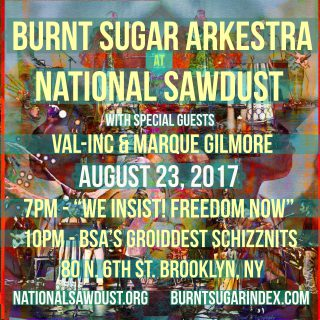 Burnt Sugar at National Sawdust