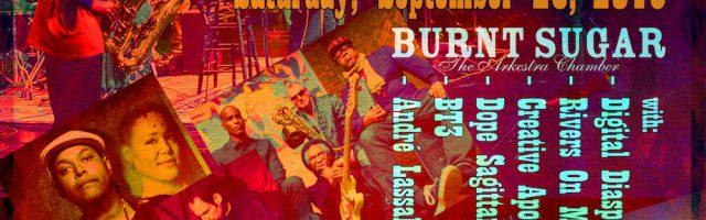 Burnt Sugar Smokehouse at Real Art Ways