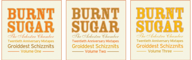 20th Anniversary Mixtapes ― GROIDDEST SCHIZZNITS ― Volumes One, Two, & Three