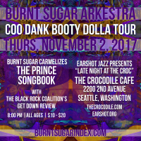 More About November 2nd and The Crocodile Cafe